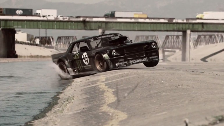 Ken Block's Gymkhana 7 Officially Drops With Unprecedented Hoonery: Video