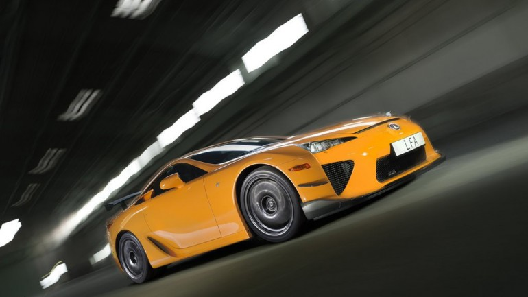 Lexus LFA Tribute Video Gives Us Dreams of More Excitement from the Brand to Come