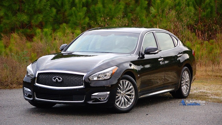 In Our Garage: 2015 Infiniti Q70L 5.6