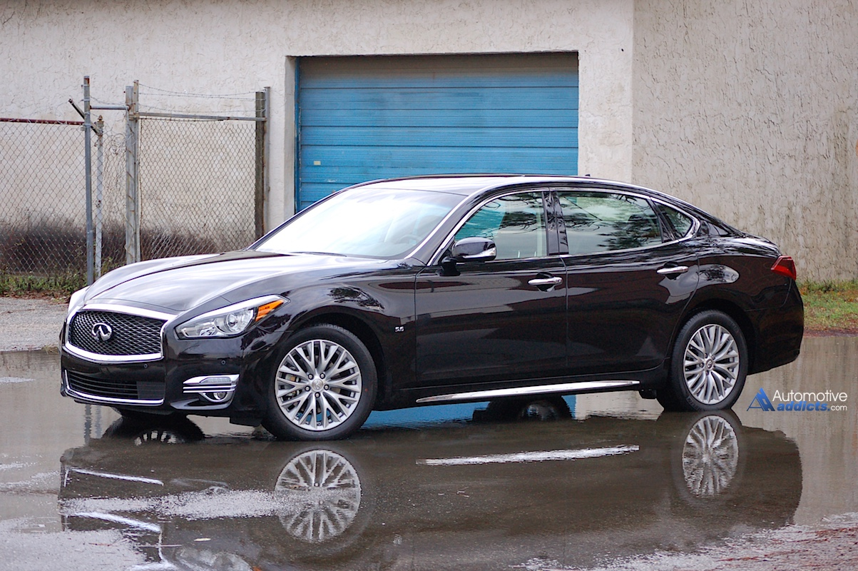 Cars For Sale In Jacksonville Fl >> In Our Garage: 2015 Infiniti Q70L 5.6