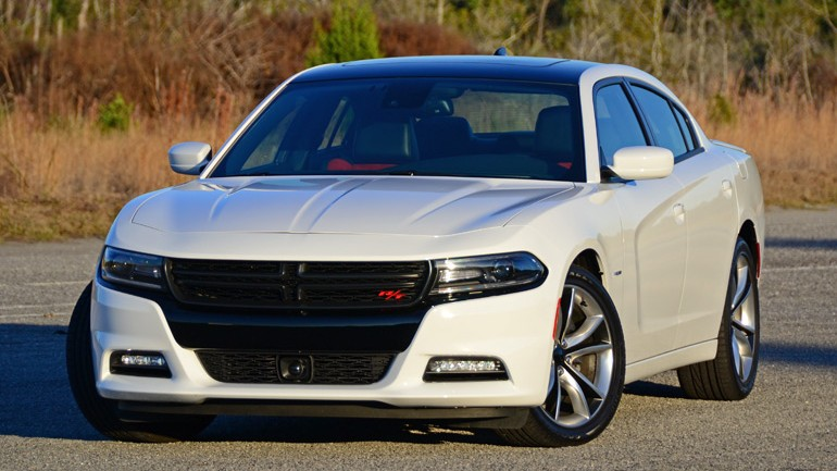 2015 Dodge Charger R/T Review & Test Drive