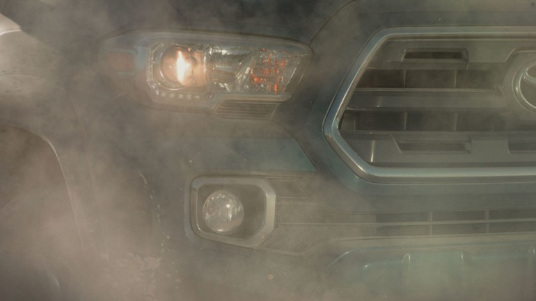 2016 Toyota Tacoma To Debut at 2015 NAIAS – Sneak Peek