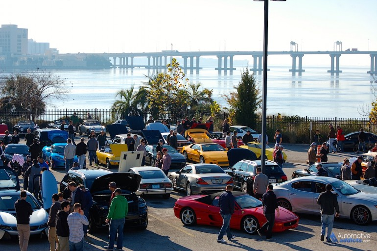 DDecember 2014 Automotive Addicts Cars and Coffee