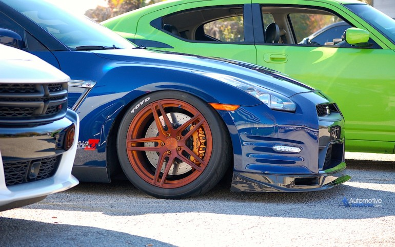 December 2014 Automotive Addicts Cars and Coffee