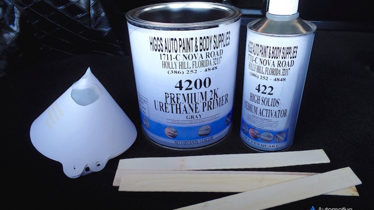 Prepping for Amelia Concours Cars & Coffee: Higgs Auto Paint & Body Supplies