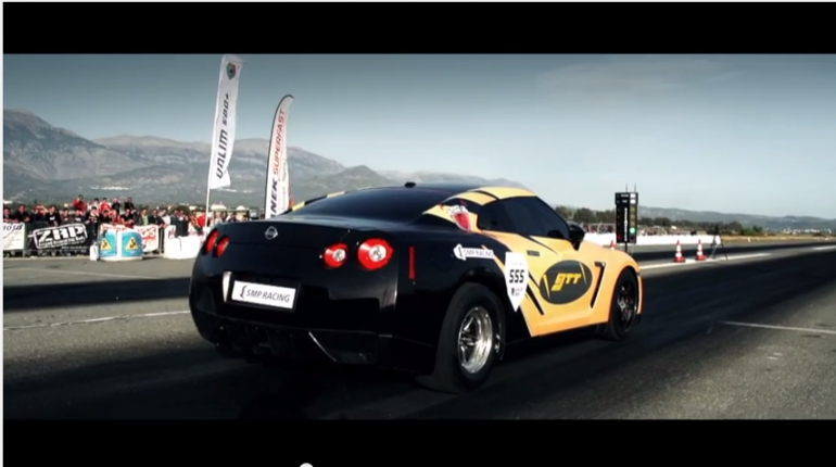 Nissan GT-R Europe Record Holder