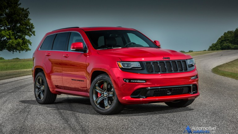 Aww-Hellcat! Jeep Grand Cherokee SRT Could Be Next for the Hellacious Treatment