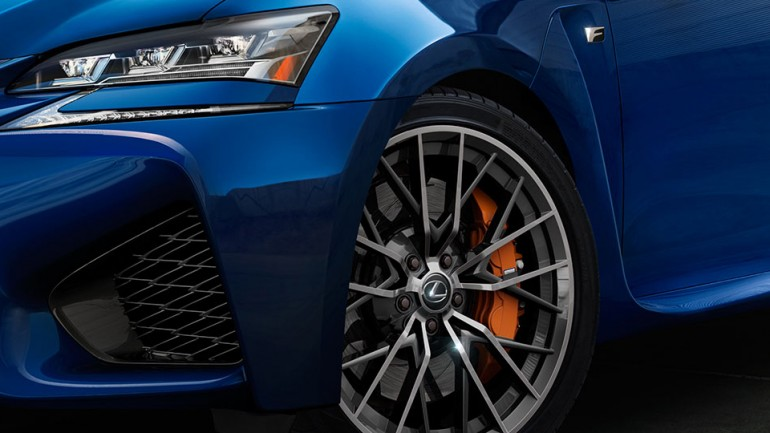 "Next Lexus ""F"" Performance Vehicle to Debut at 2015 NAIAS"