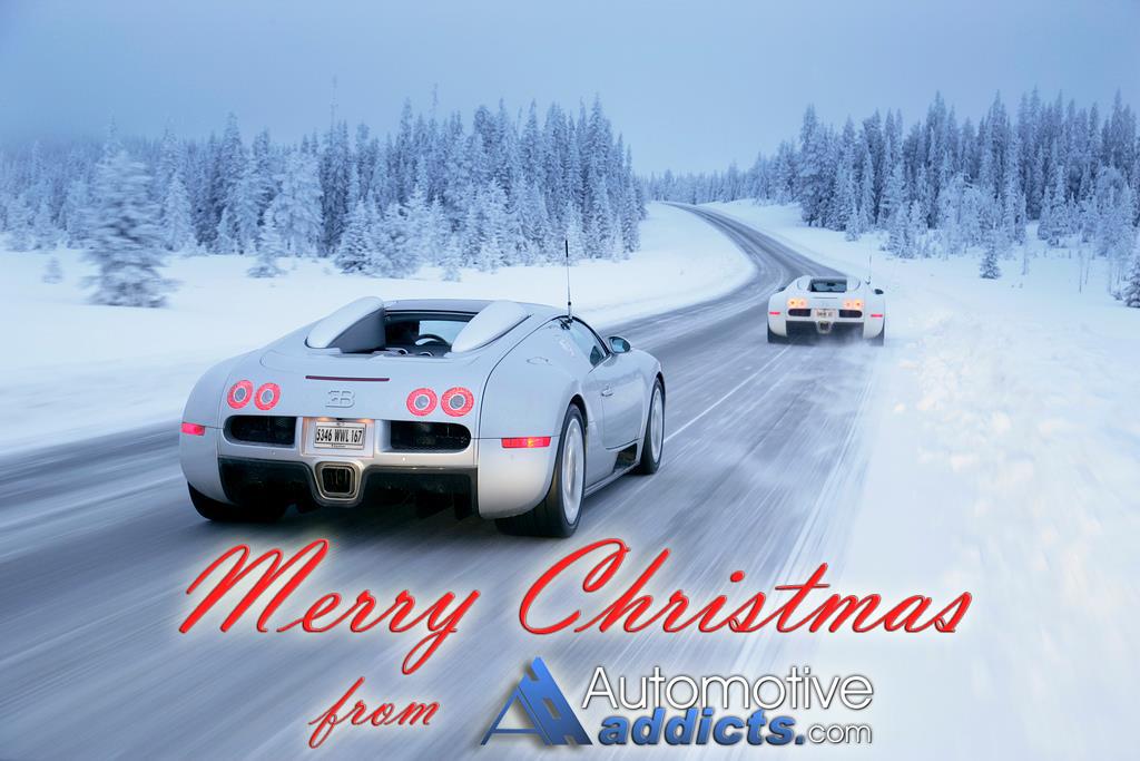 Merry Christmas Automotive Addicts