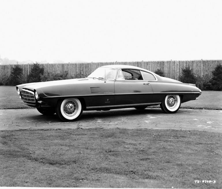 1954 Desoto Adventurer II - Side