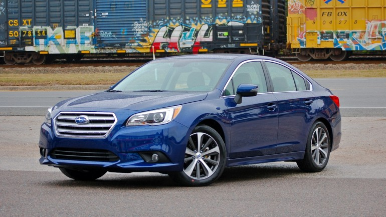 In Our Garage: 2015 Subaru Legacy 2.5i Limited