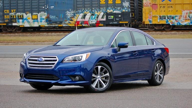 In Our Garage: 2015 Subaru Legacy 2.5i Limited