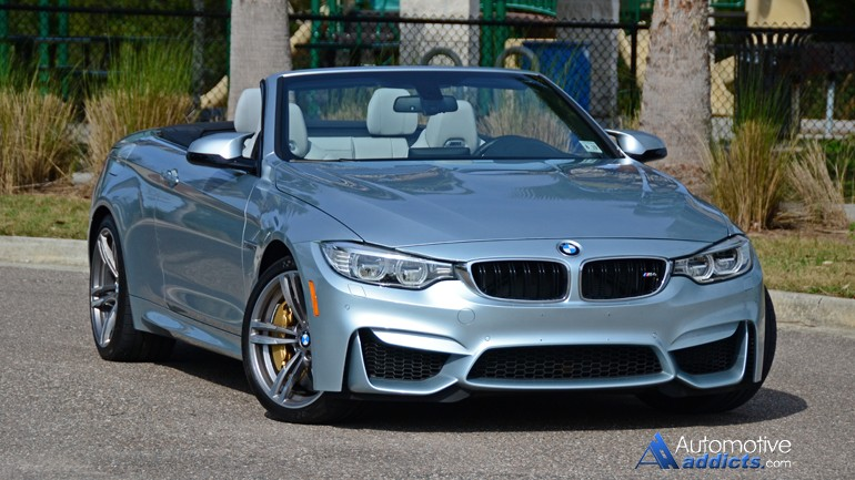 In Our Garage: 2015 BMW M4 Convertible