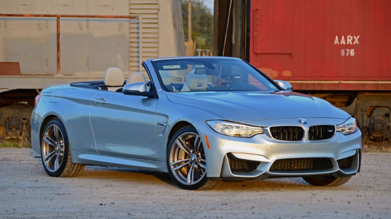 2015 BMW M4 Convertible Review & Test Drive