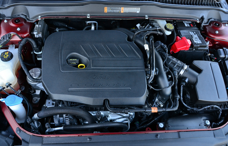 2017 Ford Fusion Se Ecoboost 1 5 Engine