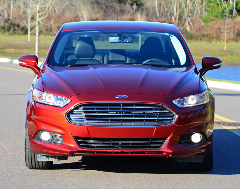 2015 ford fusion se 1 5 ecoboost review test drive. Black Bedroom Furniture Sets. Home Design Ideas