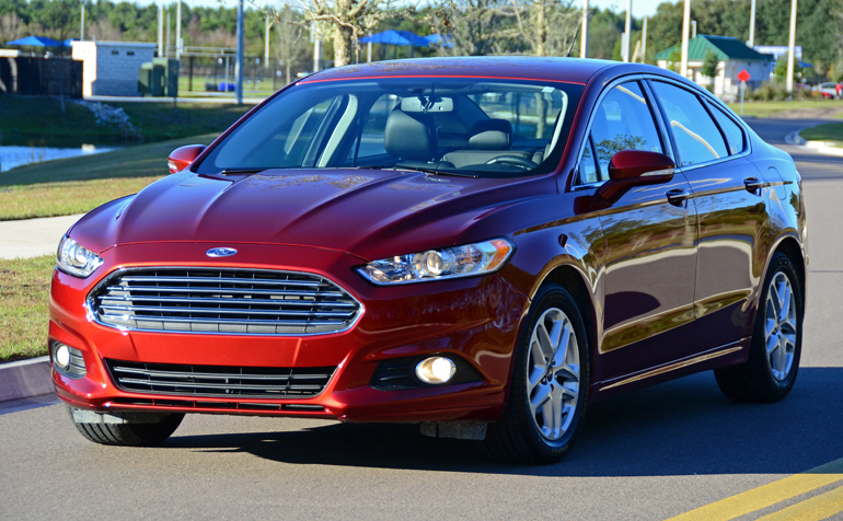 2015 ford fusion se 1 5 ecoboost review test drive. Black Bedroom Furniture Sets. Home Design Ideas