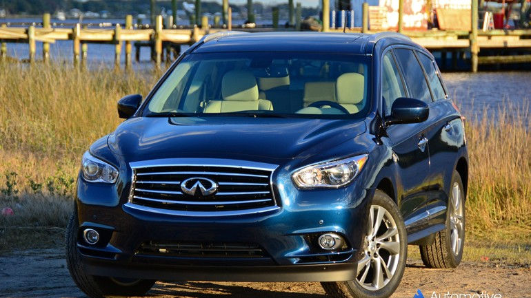 In Our Garage: 2015 Infiniti QX60