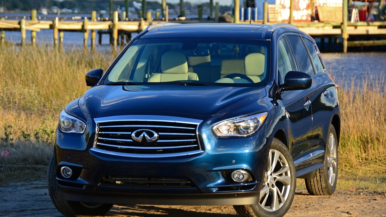 2015 Infiniti QX60 Review & Test Drive