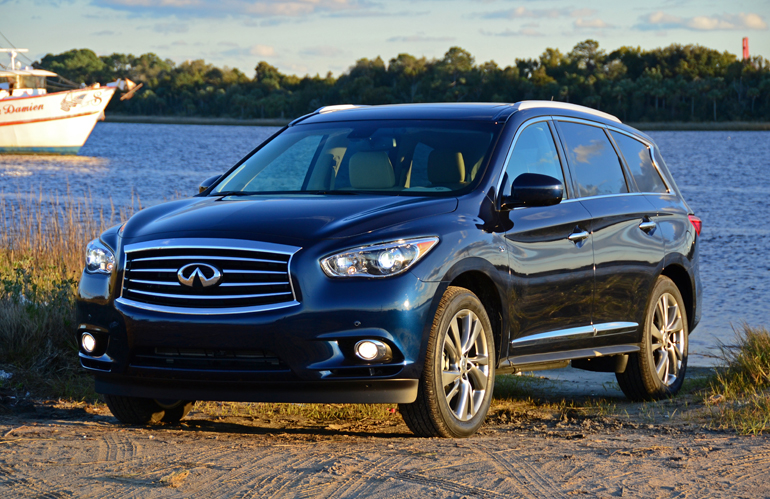 2015 infiniti qx60 review test drive. Black Bedroom Furniture Sets. Home Design Ideas