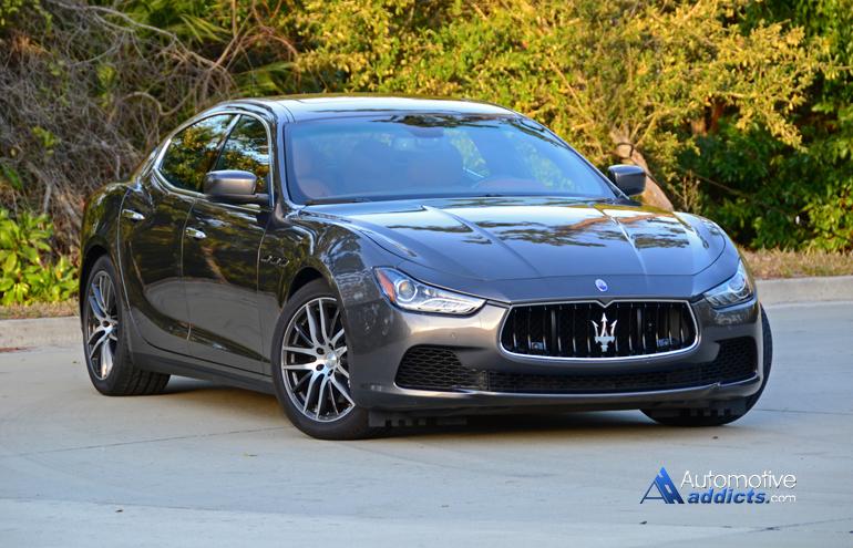In Our Garage 2015 Maserati Ghibli S Q4