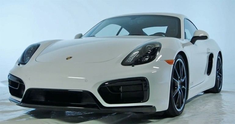 2015 Porsche Cayman GTS Test Driven: Video