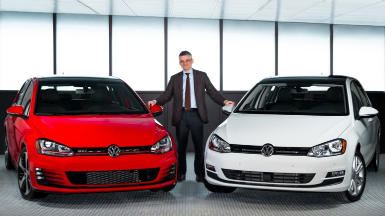 VW Golf and Ford F-150 Win North American Car and Truck/Utility of the Year Awards