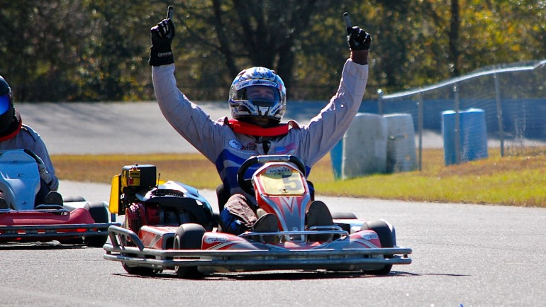Endurance Karting Brings the Thrills of the Track to Everyone