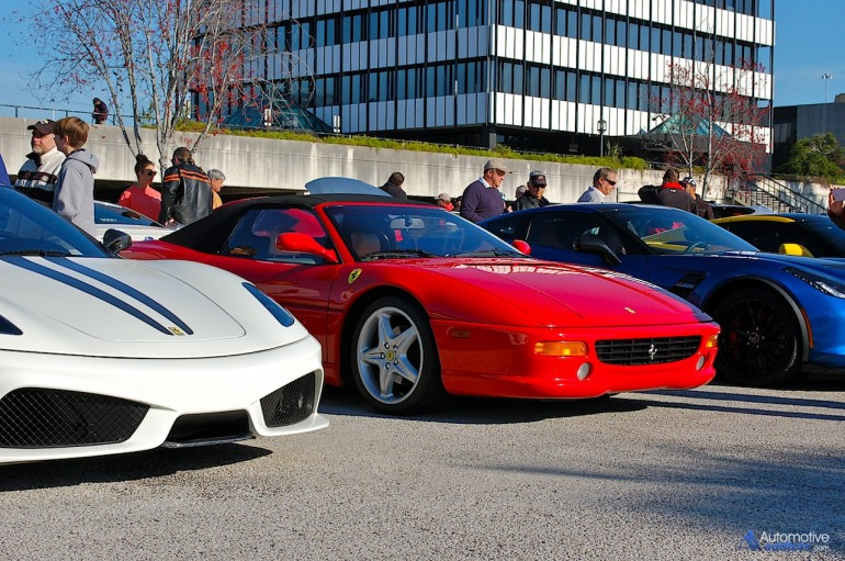 January 2015 Cars & Coffee