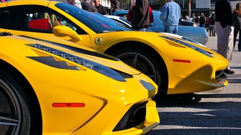 Automotive Addicts Cars & Coffee January 2015