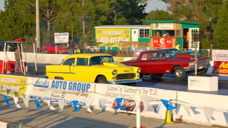 Drag, Drift, and Stunts: Green Cove Dragway