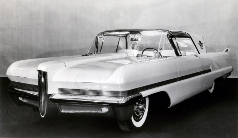 Packard Predictor - Front 3q
