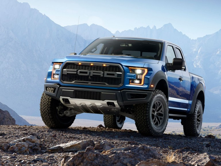 All-New Ford F-150 Raptor