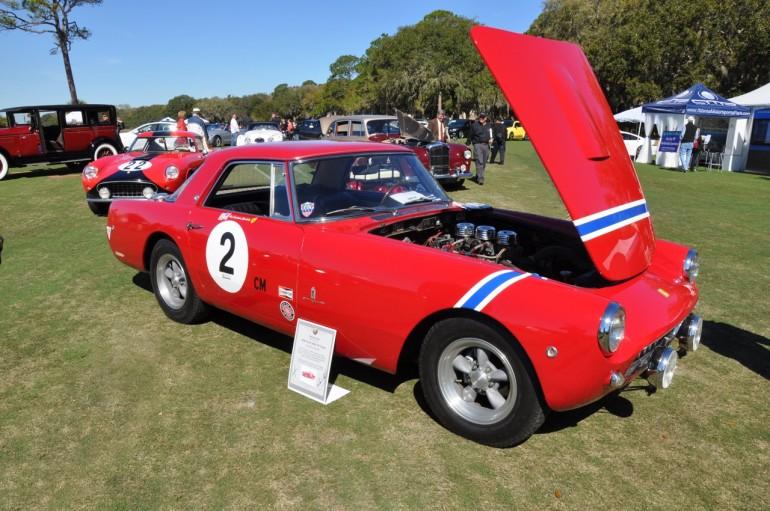 1959 Ferrari 250 GT PF Coupe