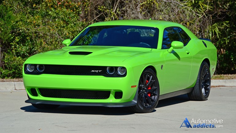 In Our Garage: 2015 Dodge Challenger SRT Hellcat 6-Sp Manual