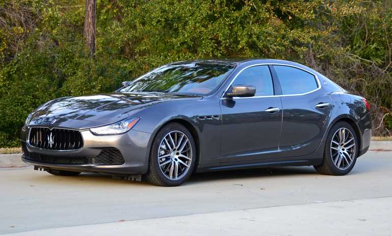 2015 maserati ghibli s q4 review and test drive. Black Bedroom Furniture Sets. Home Design Ideas