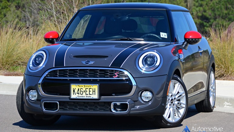 In Our Garage: 2015 Mini Cooper S Hardtop