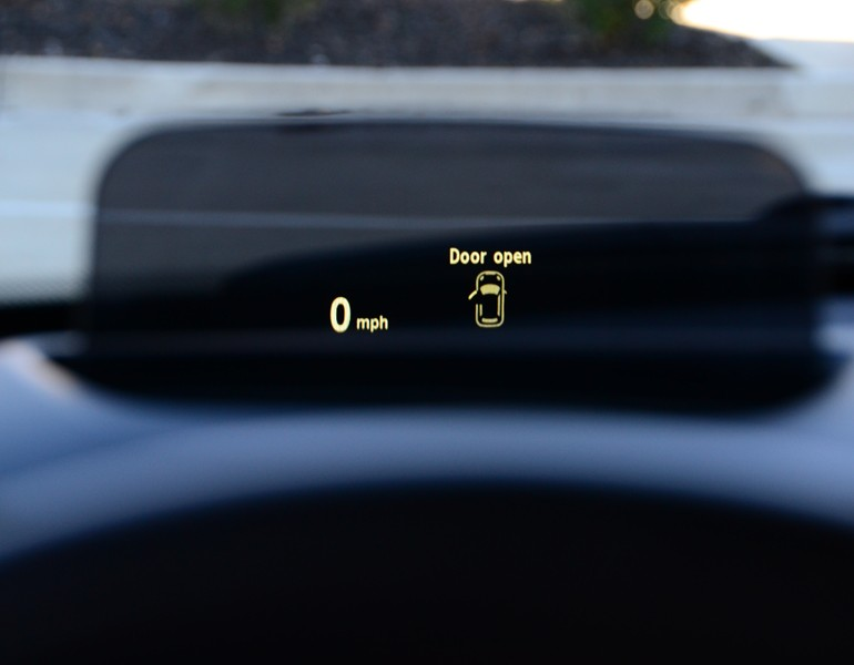 2015 mini cooper s heads up display. Black Bedroom Furniture Sets. Home Design Ideas