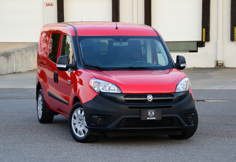 Amazing 2015 Ram ProMaster City Wagon Review And Test Drive
