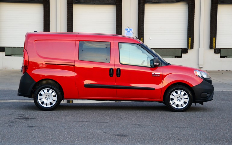 Model 2015 Ram ProMaster City Wagon Review And Test Drive