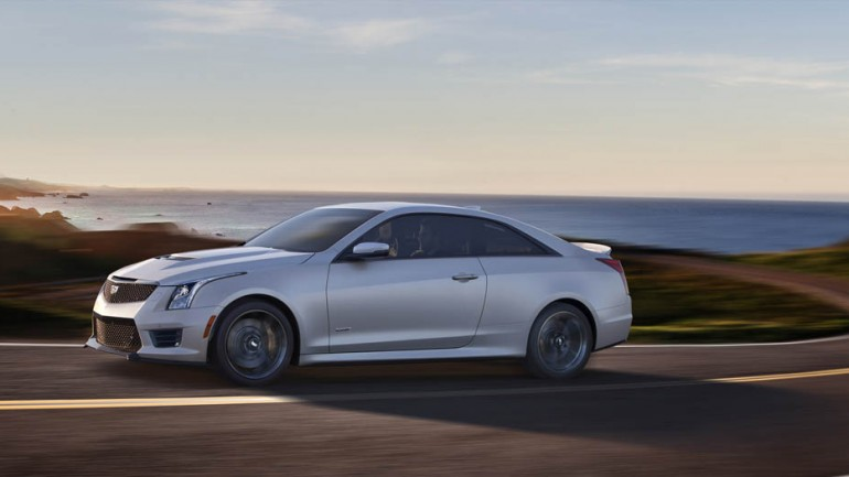 2016 Cadillac ATS-V Starting Price Lands at $61,460