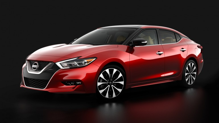 After Super Bowl XLIX Commercial Appearance 2016 Nissan Maxima To Make World Debut At NY Auto Show