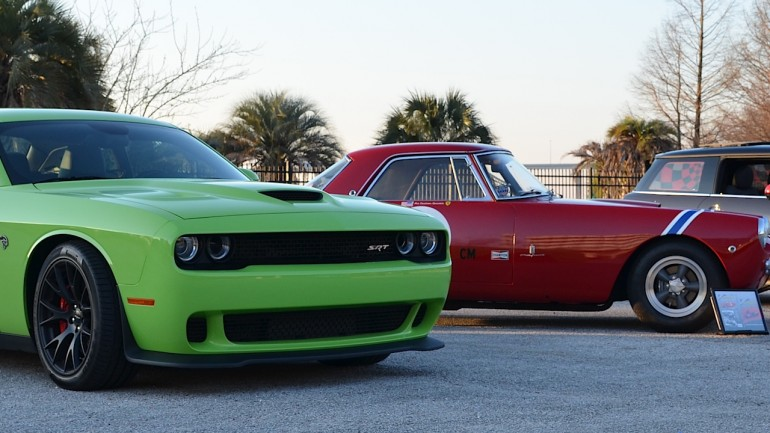 Automotive Addicts Cars & Coffee Valentine's Day Edition February 2015