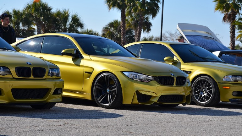February 2015: Automotive Addicts Cars & Coffee Strikes Gold
