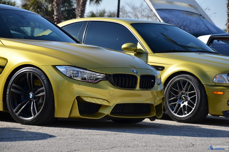 Automotive Addicts Cars and Coffee Strikes Gold