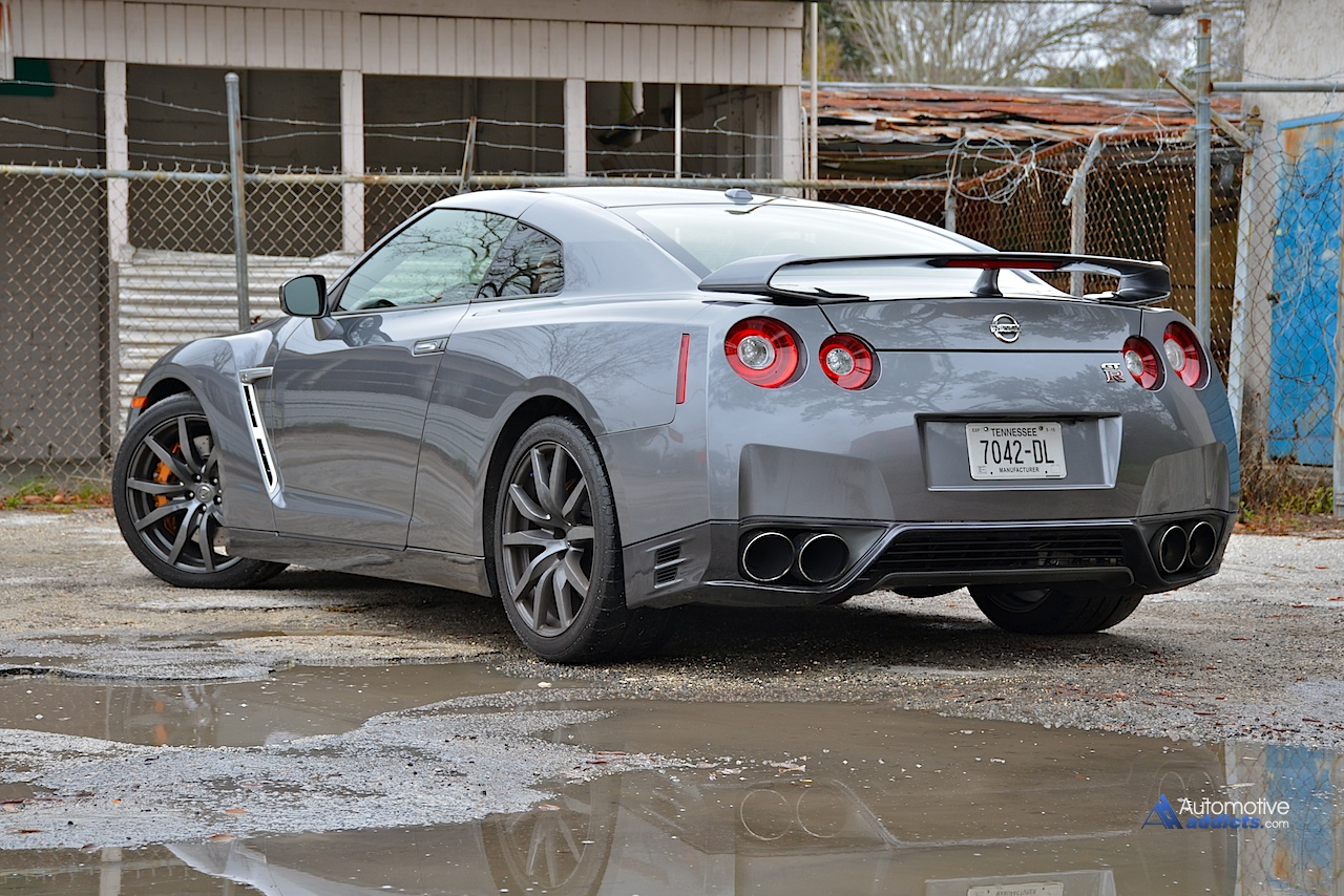 2015 Nissan Gt R Living With A Supercar
