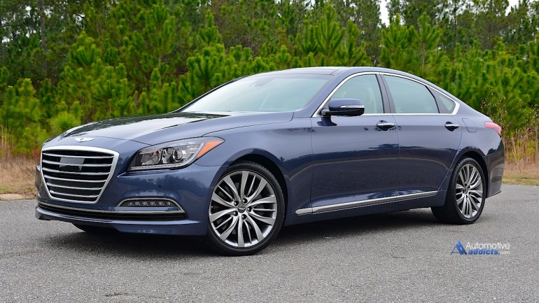 In Our Garage: 2015 Hyundai Genesis RWD 5.0