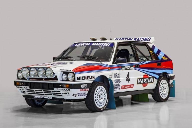 Lancia Rally Car 2