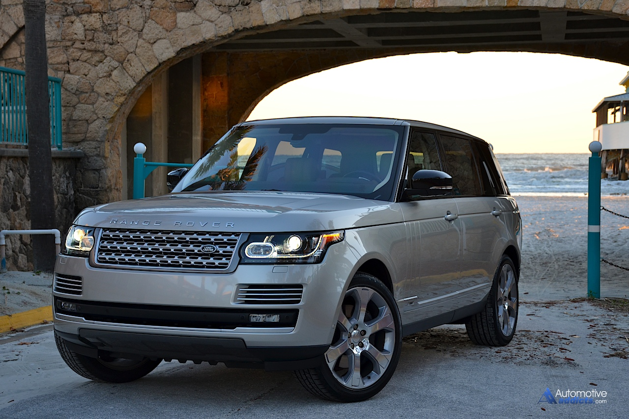 In Our Garage: 2015 Land Rover Range Rover Autobiography LWB
