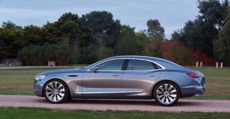 Buick Avenir And Legendary Y-Job  Concept Cars Star At Amelia Concours Design Seminar